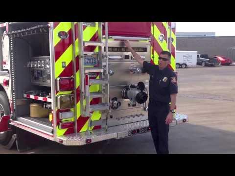 Camion incendie RP3 Rosenbauer du Henderson Fire Department, NV