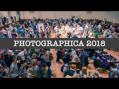 Photographica 2018 - Largest Vintage Camera Fair In The UK