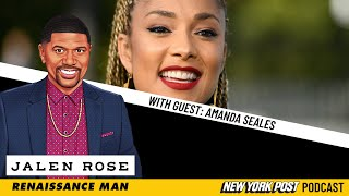 No Boundaries, Only Possibilities feat. Amanda Seales | Renaissance Man with Jalen Rose | NY Post