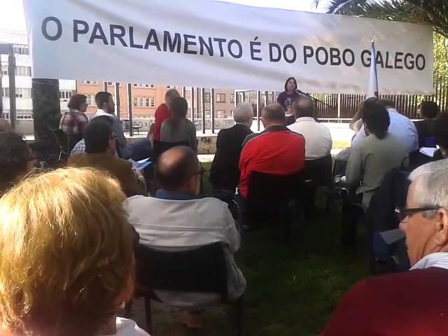 Un Parlamento alternativo fóra do hemiciclo