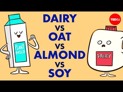 Video image: Which type of milk is best for you? - Jonathan J. O'Sullivan & Grace E. Cunningham