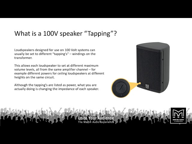 Martin Audio Point Source Webinar