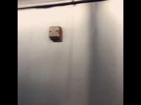 R46 #5940 [w/ dead motor light on] (A) + R46 #6096 (A) + R46 #6043 (C) leaving West 4th Street