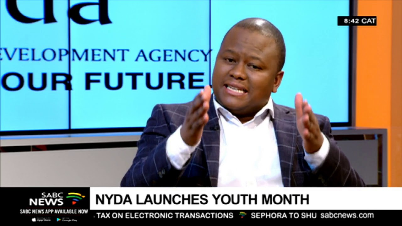 June is Youth Month in South Africa: Sifiso Mtsweni