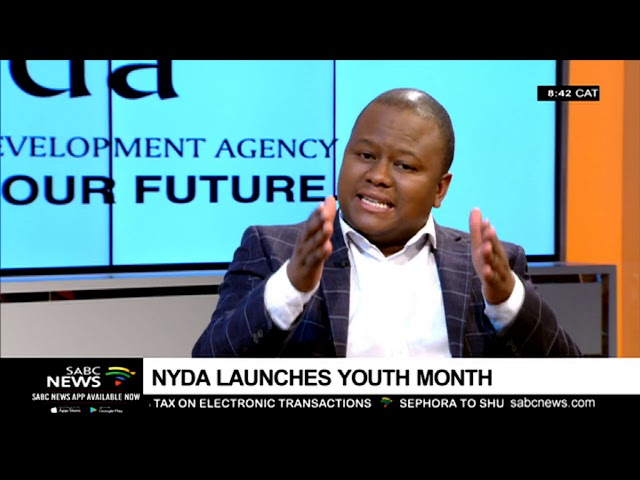 June is Youth Month in South Africa