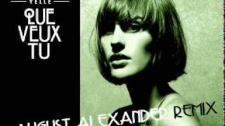 Yelle - Que veux tu (August Alexander remix)