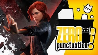 Control (Zero Punctuation) (Video Game Video Review)