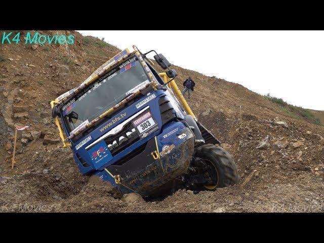 MAN Truck   Europe Truck Trial   no. 303   Limberg-maissau, Austria 2018