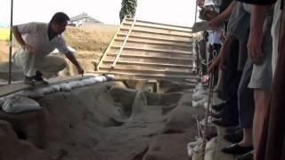 Tyunnsanの旅 久しぶりに感動の城の山古墳現地説明会