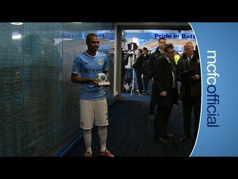 TUNNEL CAM: City 6-3 Arsenal