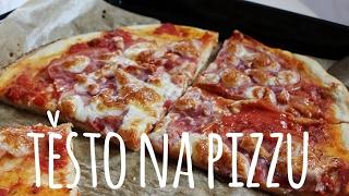 "Těsto na ""pravou"" italskou pizzu"