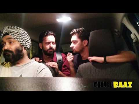 Funny Punjabi Taxi Driver