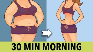 30 Minute Morning Exercise Routine - Do This Every Day