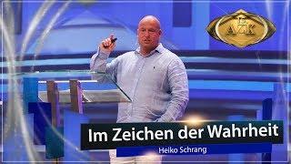 """15. AZK: Vortrag von Heiko Schrang: """"Im Zeichen der Wahrheit"""""""