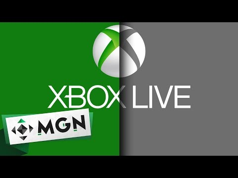 Xbox Live Gold Membresía GOLD: Lo bueno y lo malo  MGN en español @MGNesp