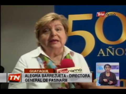 Fasinarm celebró 50 años de vida institucional con varias actividades