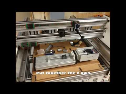 Second DIY CnC Router Part-3