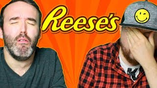Download Irish People Try Reese's Peanut Butter Candy Mp3 and Videos