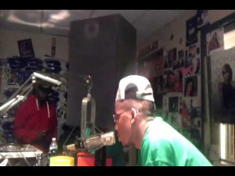BABY SOULJA LIVE AT THE RADIO STATION WITH MURPHY LEE (DUVAL COUNTY) 93.3 EASY-E