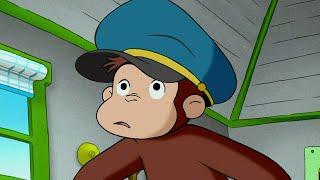George O Curioso 🐵George o Mestre da Estação 🐵 Episódio Completo 🐵 Desenhos Animados