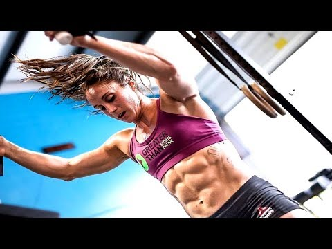 Gym Day With Superwoman Kristi Eramo ❤  Crossfit For Girls - Crazy Workout