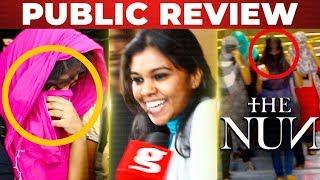 SEMMA COMEDY: The Nun Public Review | MM 10