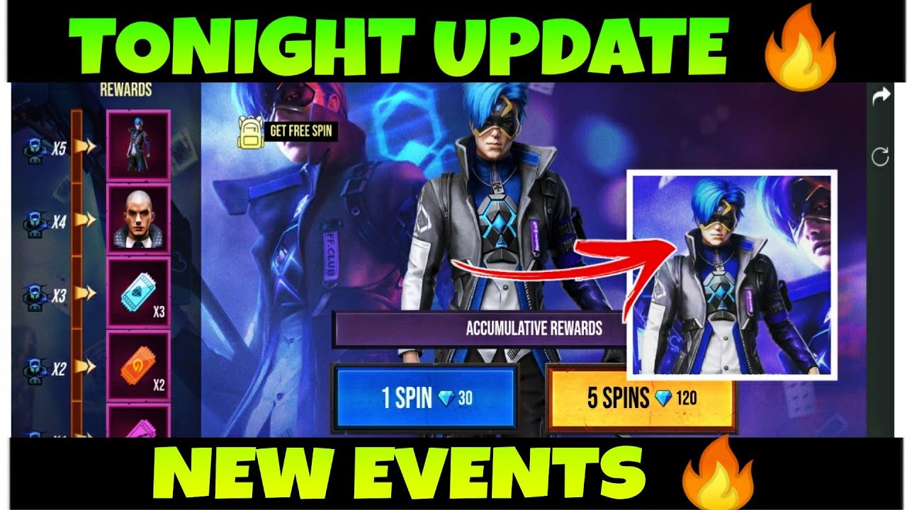 FREEFIRE NEW EVENTS||TONIGHT 12 AM UPDATE IN FREEFIRE||NEW CELEBRITY DREAMS EVENT||SK GAMING