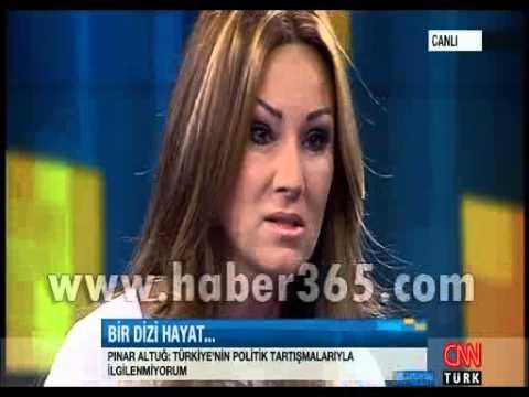 Pınar Altuğ'dan Bomba Türban Yorumu!