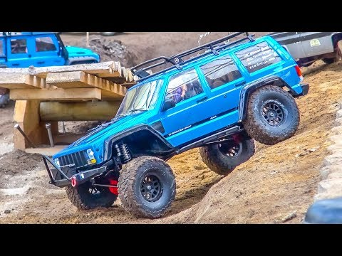 Fantastic RC offroad Cars and Pickup Trucks in ACTION!