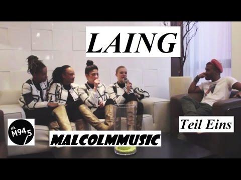 """Laing Interview // M94.5 (1/2) // Zweites Album heißt """"Wir Sagen Nichts""""!!?"""
