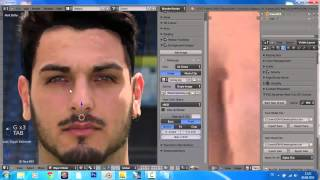 Gambar cover Pes 2013 Facemaking Tutorial by Grkm  - PART 1  -