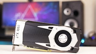 Nvidia GeForce GTX 1060 Обзор - Отличная карта для Full HD