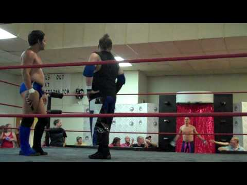 "St. Louis Syndicate vs. Ace Hawkins & Scott ""the Rookie"" Parker (part 1)"