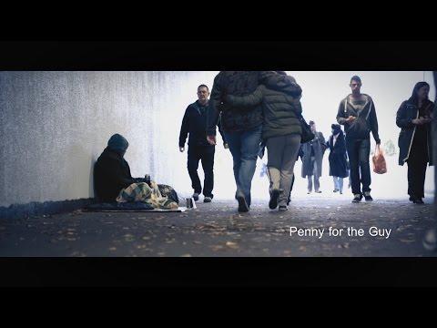 Penny for the Guy - Horror short, Redditch