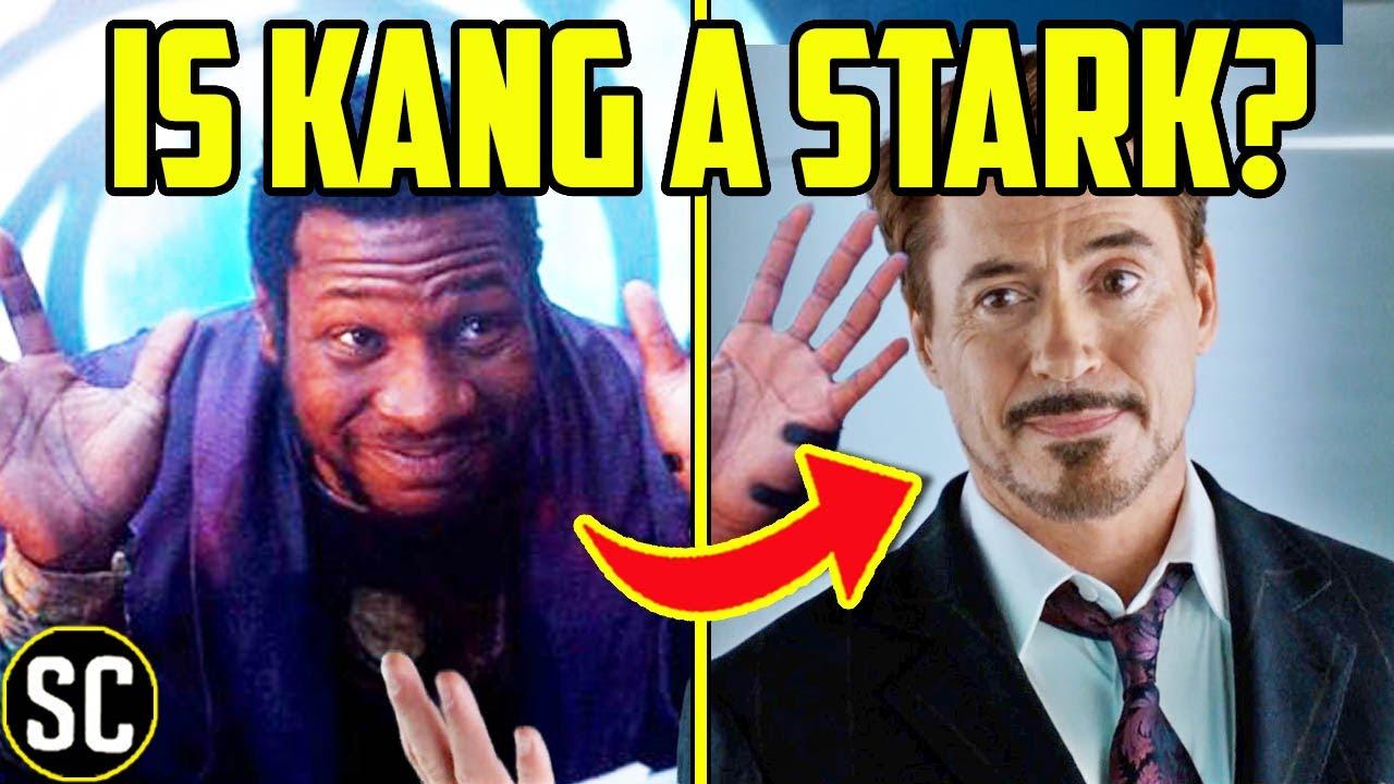 LOKI: KANG is a Descendant of TONY STARK | Marvel Theory BREAKDOWN | MCU Revealed