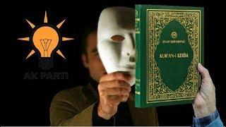 Kuran Arkasına Saklanmış Sahte İslamiyet: AKP - CEMAAT - FETÖ