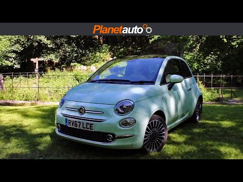 Fiat 500 Lounge 2018 Full Review & Road Test | Planet Auto