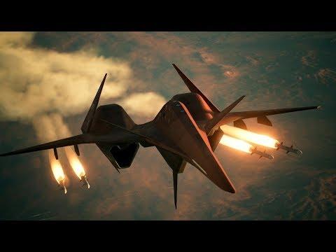 Новый сезон в Ace Combat 7 с новыми самолетами и лазерами