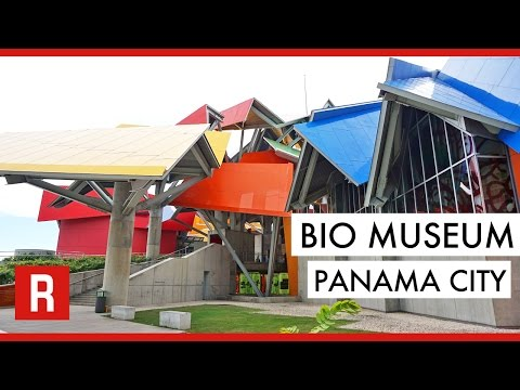 COOLEST Museum Ever!! // Panama City, Panama