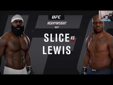 EA UFC 3 VideoGame ICON Fighter Update