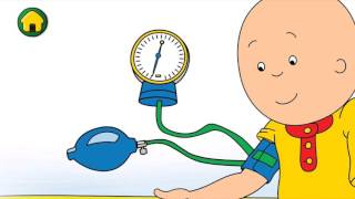 Caillou Check Up: Doctor