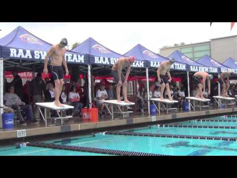 CIF High School Swimming Championships 2015