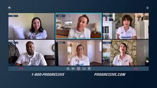 Progressive Insurance - WFH What Day 80s