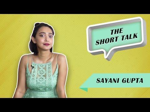 Short Talk - Sayani Gupta Talks About Jagga Jasoos