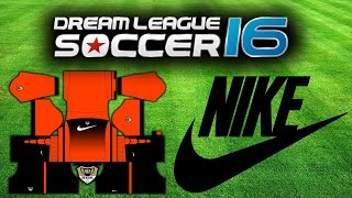 How to Import Nike Kit in Dream League Soccer 2017