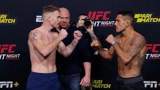 UFC Вегас 14: Битвы взглядов смотреть онлайн в хорошем качестве - VIDEOOO