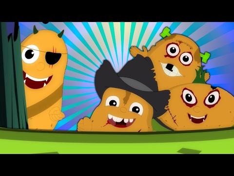 Una patata due patate | filastrocche | canzone per bambini | Nursery Rhyme | One Potato Two Potatoes