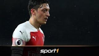 Enthüllt: Özil hat Leihe zu Top-Klub abgelehnt   SPORT1 - TRANSFERMARKT