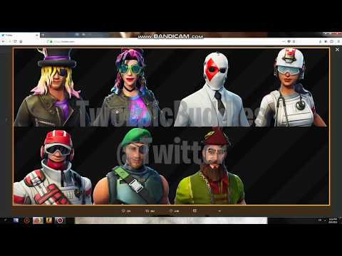 All New Leaks And All Upcoming Skins In Fortnite BR