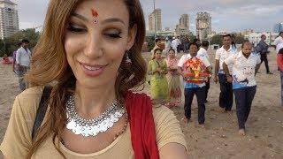 GANESHA CHATURTHI DAY II WAS INSANE! // INDIA VLOG